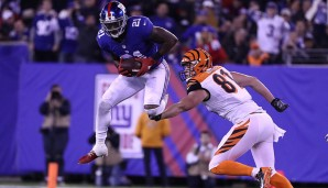 Strong Safety, NFC: Landon Collins, New York Giants