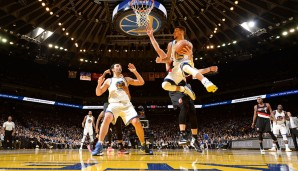 STARTING BACKCOURT: Stephen Curry (Golden State Warriors)