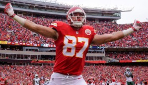 Tight End - Travis Kelce (Kansas City Chiefs)