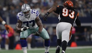 Left Tackle - Tyron Smith (Dallas Cowboys)