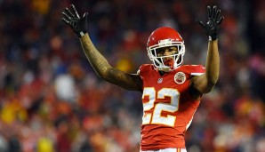 Cornerback - Marcus Peters (Kansas City Chiefs)