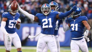 Safety - Landon Collins (New York Giants)
