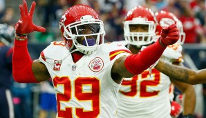 Safety - Eric Berry (Kansas City Chiefs)