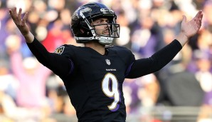 SPECIAL TEAMS: Kicker - Justin Tucker (Baltimore Ravens)