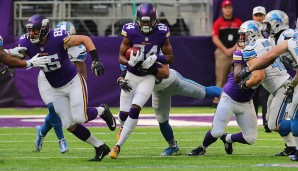 Kick Returner - Cordarrelle Patterson (Minnesota Vikings)