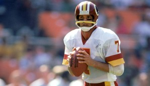 Platz 6: NFC-Divisional-Runde, Januar 1984: Washington Redskins - Los Angeles Rams 51:7