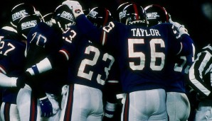 Platz 4: NFC-Divisional-Runde, Januar 1987: New York Giants - San Francisco 49ers 49:3