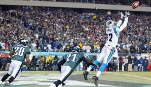 2003: Philadelphia Eagles - Carolina Panthers 3:14