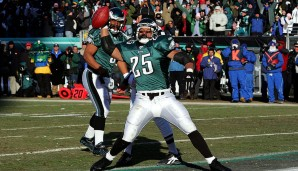 2004: Philadelphia Eagles - Atlanta Falcons 27:10