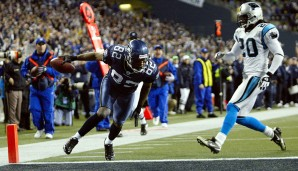 2005: Seattle Seahawks - Carolina Panthers 34:14