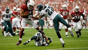2008: Arizona Cardinals - Philadelphia Eagles 32:25