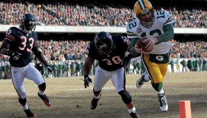 2010: Chicago Bears - Green Bay Packers 14:21