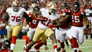 2012: Atlanta Falcons - San Francisco 49ers 24:28