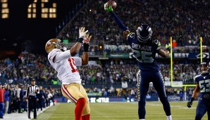 2013: Seattle Seahawks - San Francisco 49ers 23:17