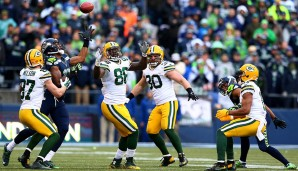 2014: Seattle Seahawks - Green Bay Packers 28:22
