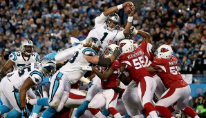 2015: Carolina Panthers - Arizona Cardinals 49:15