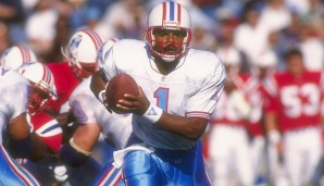 17.: Warren Moon (1984-2000) - 2.870 Yards