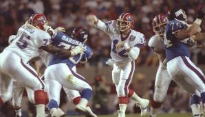 10.: Jim Kelly (1986-1996) - 3.863 Yards