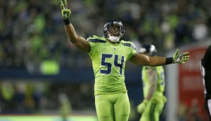 TOTAL TACKLES: 1. Bobby Wagner, Seattle Seahawks (167 TKL)