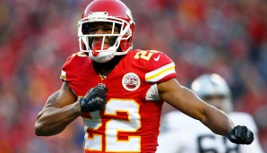 2. Marcus Peters, Kansas City Chiefs (6 INT)