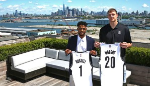 Platz 7: Brooklyn Nets - 1,8 Milliarden Dollar