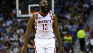 Platz 8: Houston Rockets - 1,65 Milliarden Dollar