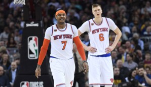 Platz 1: New York Knicks - 3,3 Milliarden Dollar