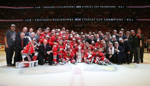 NHL: Chicago Blackhawks (2009-15) - 3 Stanley Cups: Die jüngste NHL-Dynasty ist in der Windy City beheimatet