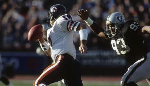 4. Mike Tomczak (1985) - 185 Spiele, 16.079 Yards, 88 TD, 106 INT (Bears, Packers, Browns, Steelers, Lions)