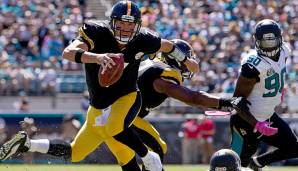7.: Ben Roethlisberger (seit 2004): 56.545 Yards.