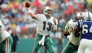 5.: Dan Marino (1983-1999): 61.361 Yards.