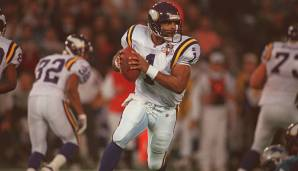 11.: Warren Moon (1984-2000): 49.325 Yards.