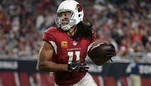 Larry Fitzgerald klettert in der All-Time-Receiving-Liste weiter