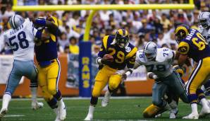 7.: Eric Dickerson (1983-1993): 13.259 Yards