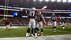 2.: New England Patriots: 3,4 Milliarden Dollar