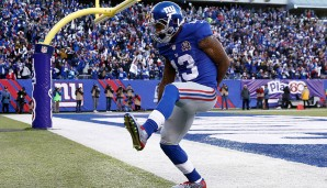 3.: New York Giants: 3,1 Milliarden Dollar