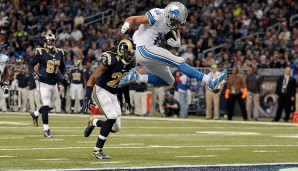 31.: Detroit Lions: 1,65 Milliarden Dollar