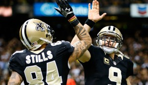 29.: New Orleans Saints: 1,75 Milliarden Dollar