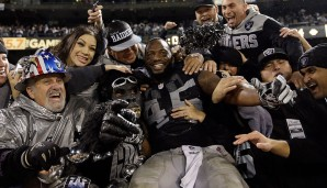 20.: Oakland Raiders: 2,1 Milliarden Dollar