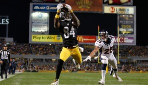 15.: Pittsburgh Steelers: 2,25 Milliarden Dollar