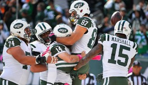 7.: New York Jets: 2,75 Milliarden Dollar