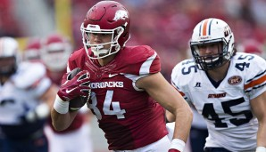 7.: Hunter Henry, TE, San Diego Chargers - 78 Overall