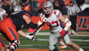 3.: Joey Bosa, DE, San Diego Chargers - 79 Overall
