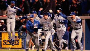 1993 - Toronto Blue Jays (4-2 gegen Philadelphia Phillies), MVP: Third Baseman und Designated Hitter Paul Molitor