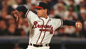 1995 - Atlanta Braves (4-2 gegen Cleveland Indians), MVP: Pitcher Tom Glavine