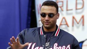 2000 - New York Yankees (4-1 gegen New York Mets), MVP: Shortstop Derek Jeter