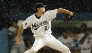 2003 - Florida Marlins (4-2 gegen New York Yankees), MVP: Pitcher Josh Beckett