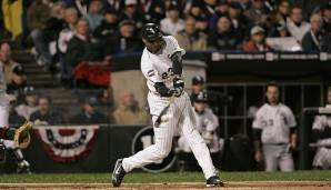 2005 - Chicago White Sox (4-0 gegen Houston Astros), MVP: Outfielder Jermaine Dye