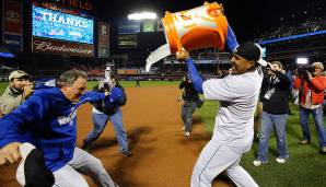 2015 - Kansas City Royals (4-1 gegen New York Mets), MVP: Salvador Perez