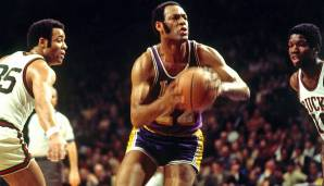 PLATZ 17: Elgin Baylor - 3.623 Punkte in 134 Punkte - Minneapolis und Los Angeles Lakers